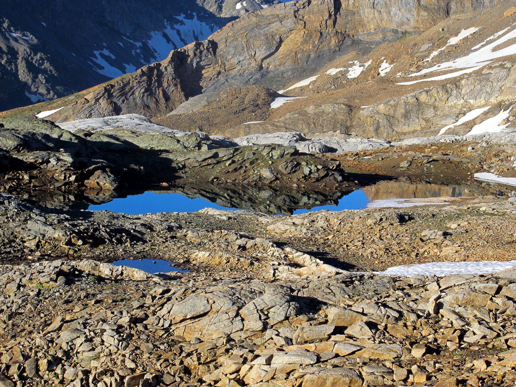 Gletscherseen